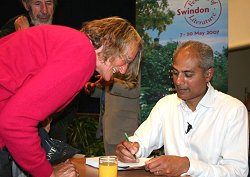 George Alagiah - Swindon Festival of Literature 2007